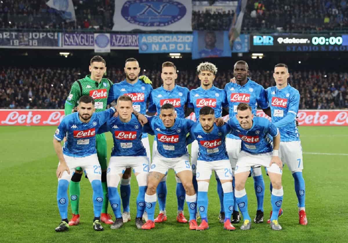 Napoli Inter Streaming