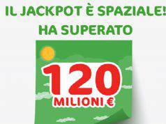 Jackpot SuperEnalotto Lotto
