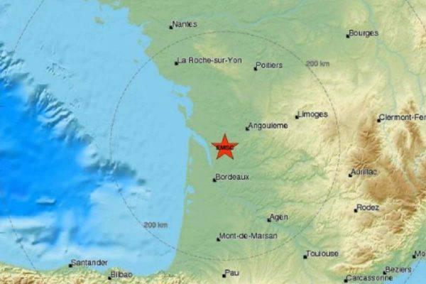terremoto bordeaux