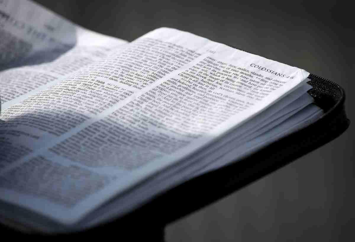 ecco i consigli contenuti nella Bibbia