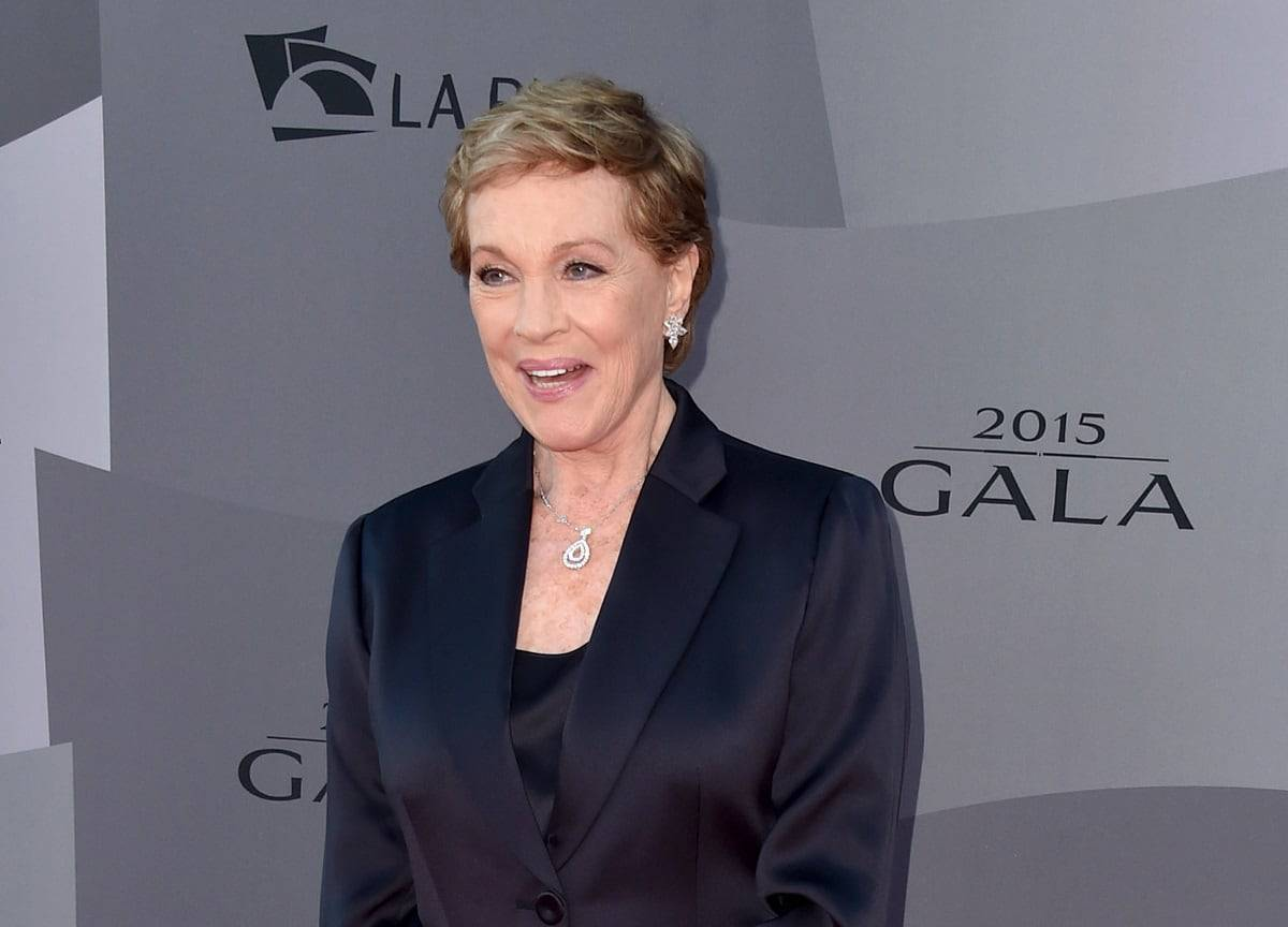 julie andrews chi è