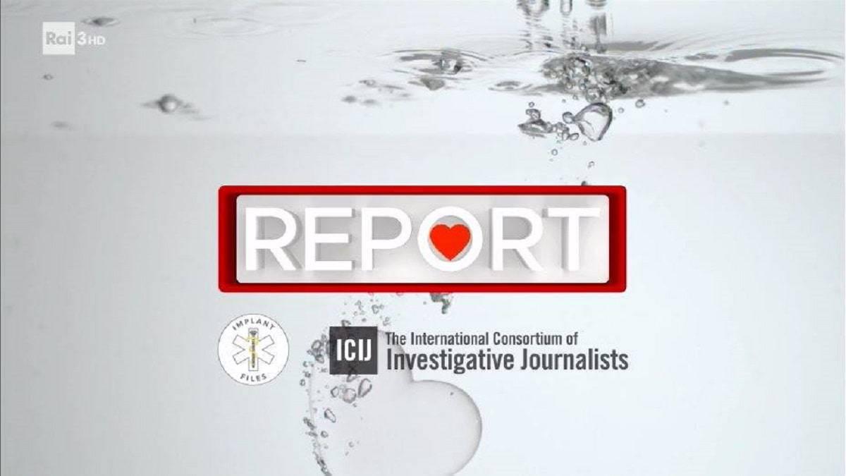 report anticipazioni 18 marzo