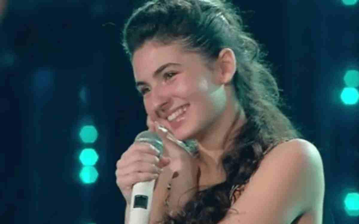 età e carriera della cantante di Sanremo Young