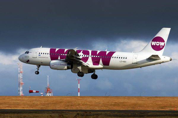 compagnia low cost wow air