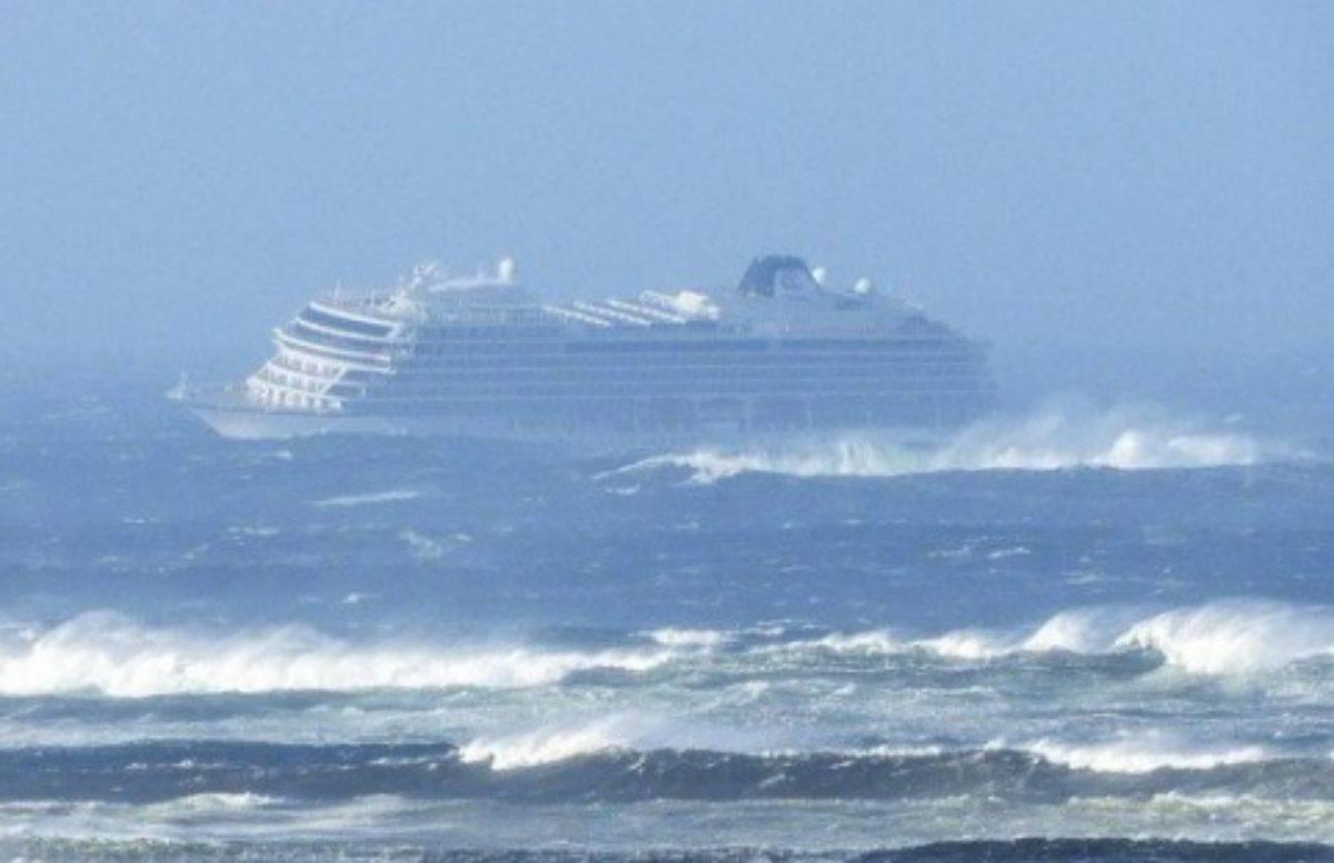norvegia nave da crociera