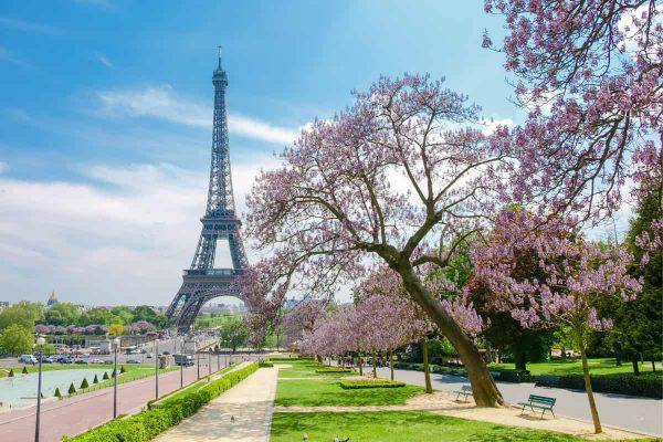 cosa fare parigi primavera