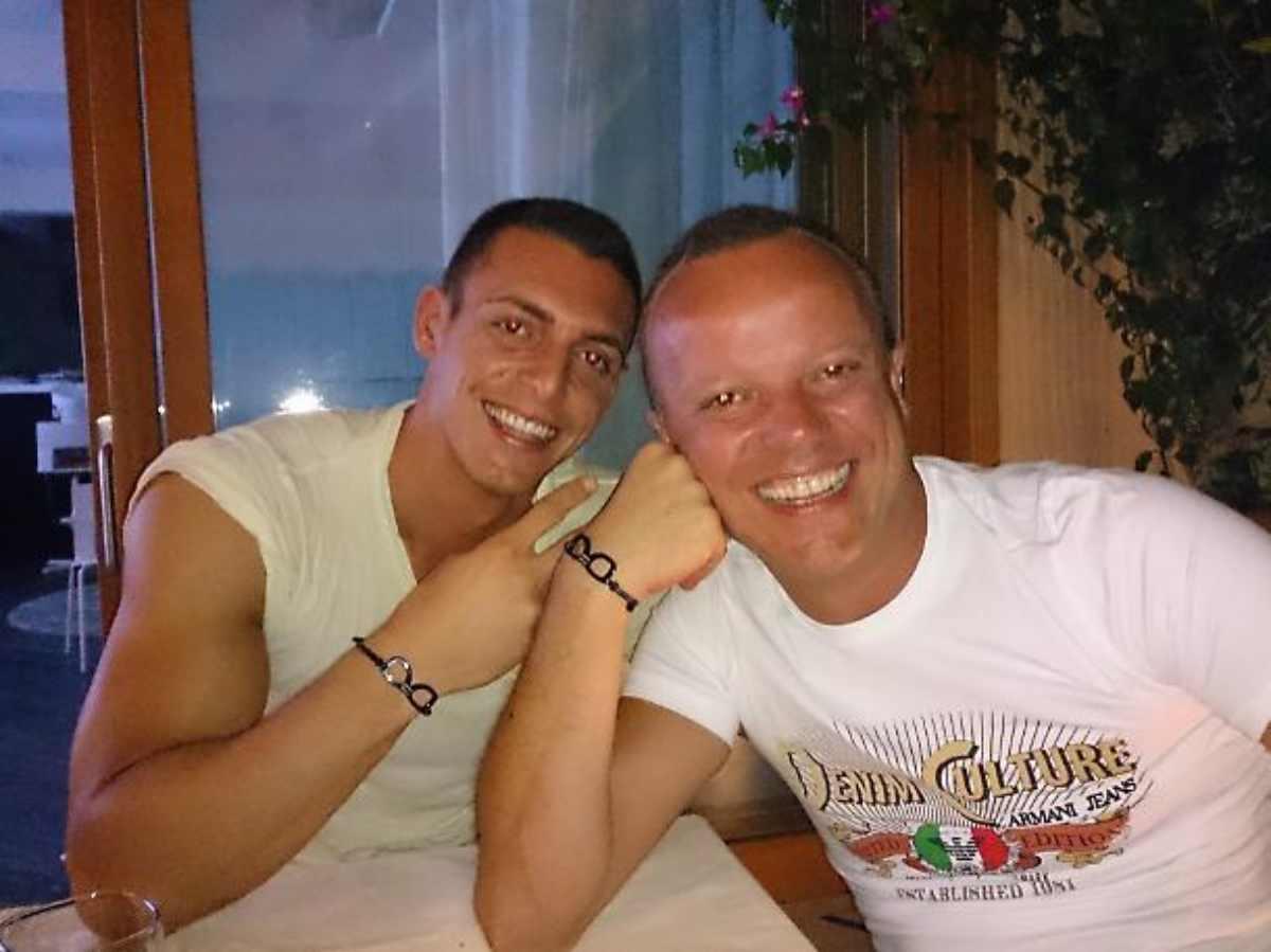 Figlio di Gigi D'Alessio, l'ex colf: