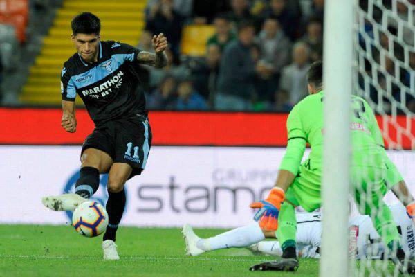 lazio udinese streaming