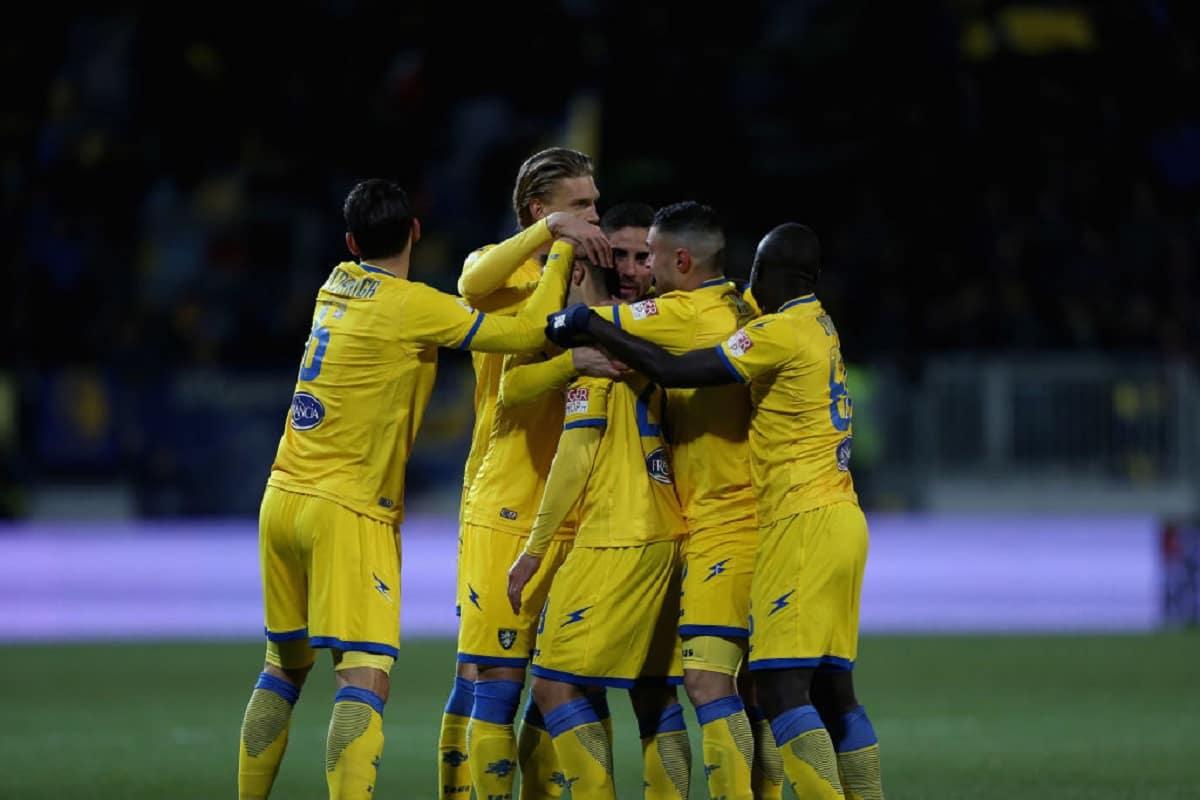 Frosinone Parma streaming in diretta: dove vederla, no Rojadirecta