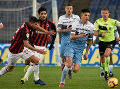 Milan Lazio Coppa Italia streaming