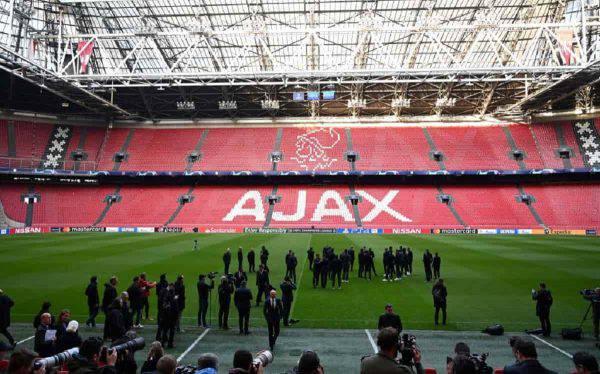 Ajax Juventus Streaming