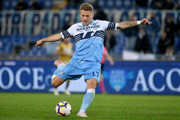 Atalanta Lazio diretta streaming