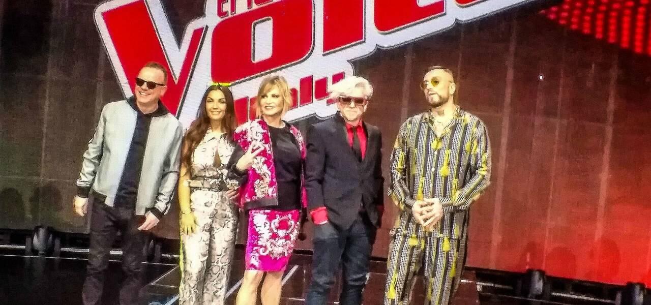 The Voice finalisti