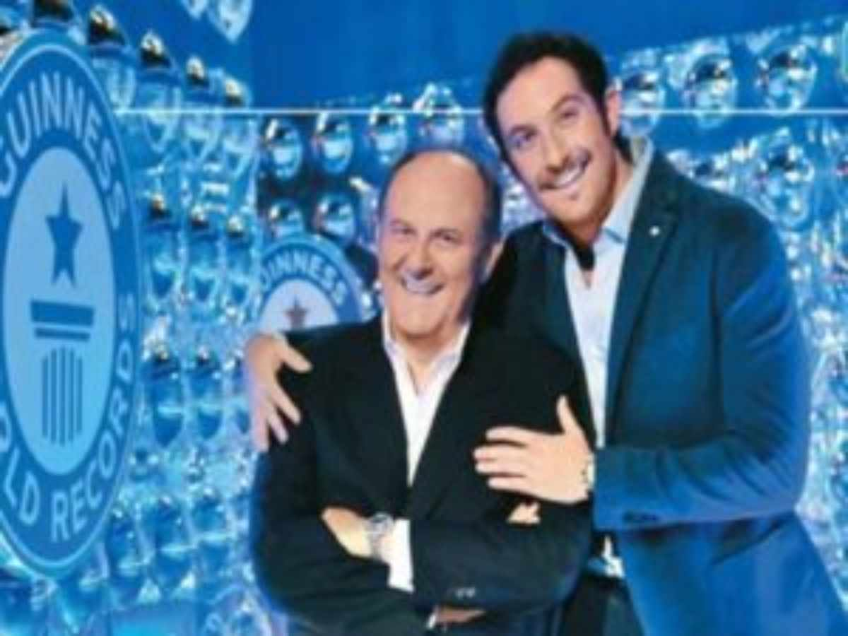 gerry scotti incidente figlio