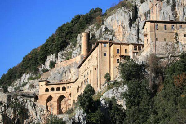 abbazia di subiaco