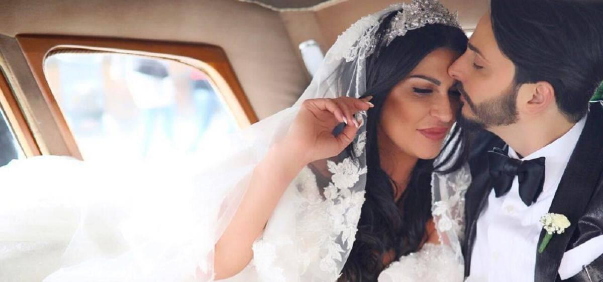 matrimonio tony colombo tina rispoli