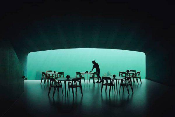 ristorante subaqcueo norvegia