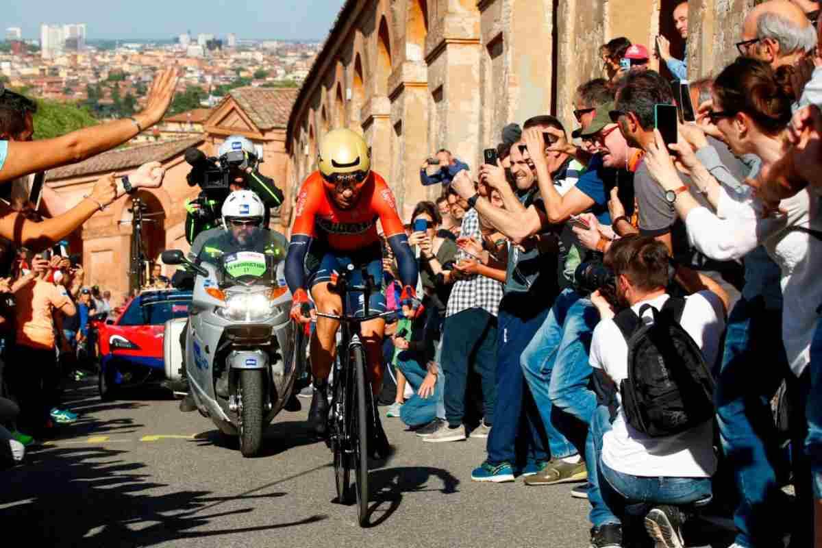 età, carriera e vita privata del ciclista siciliano