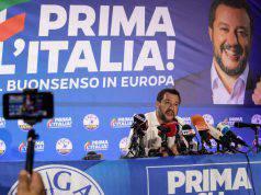 Elezioni Europee 2019: trionfo Lega