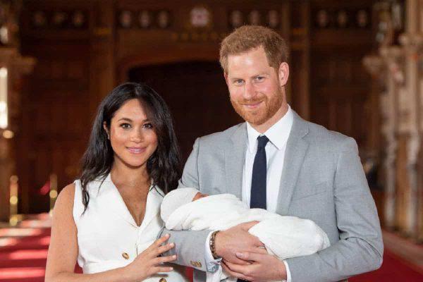 royal baby nome