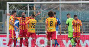 benevento perugia streaming