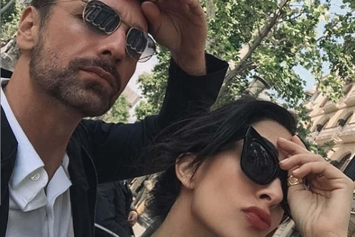 Rocio Morales: misterioso incontro per la compagna di Raoul Bova