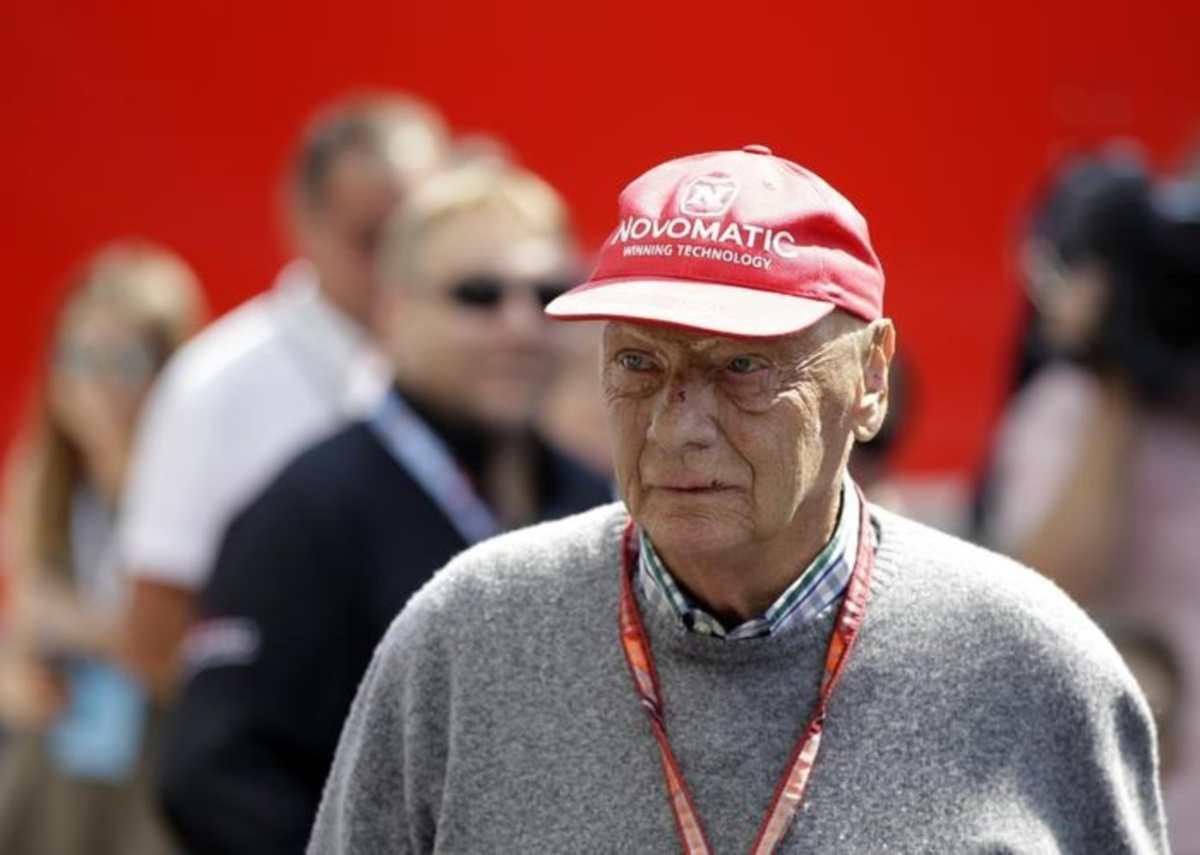 Niki Lauda è morto