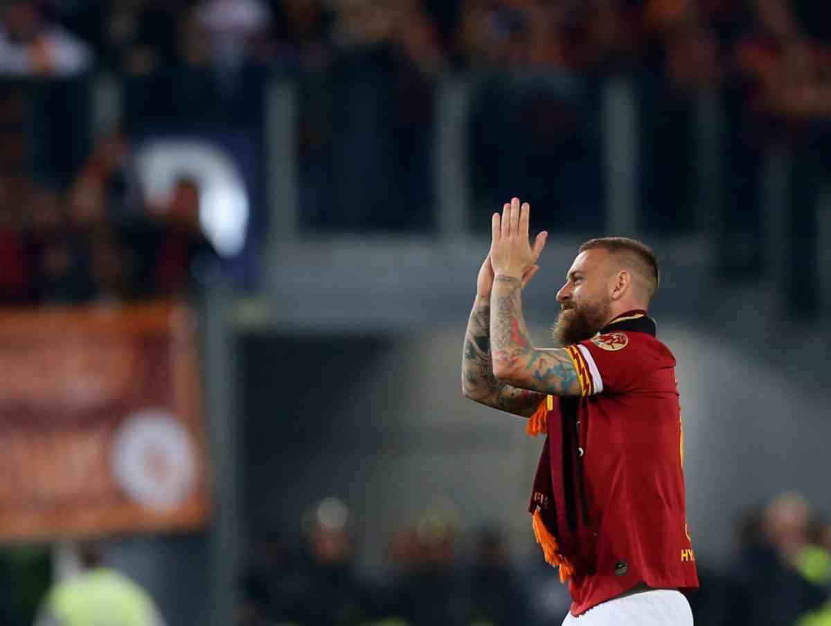"""""""Voleva che Totti fosse allontanato"""""""