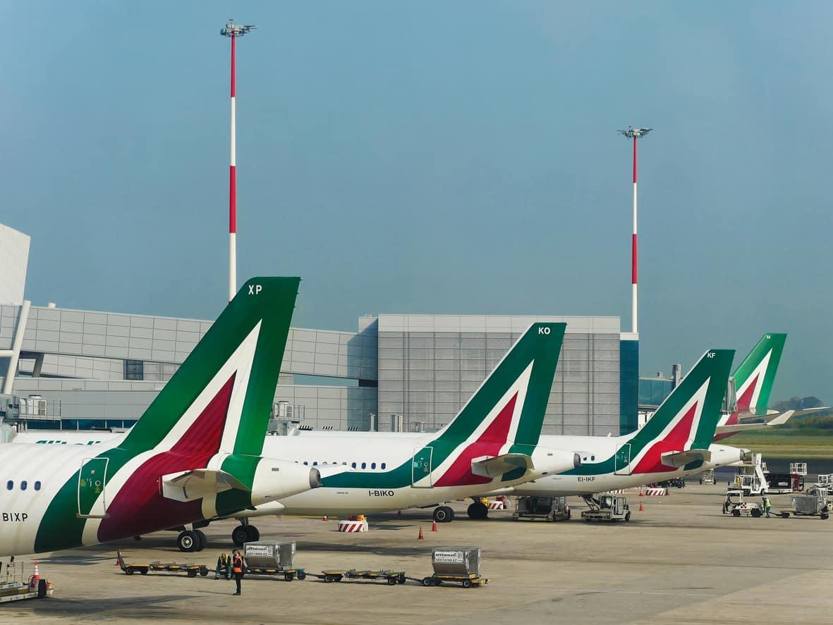 sciopero nazionale aerei