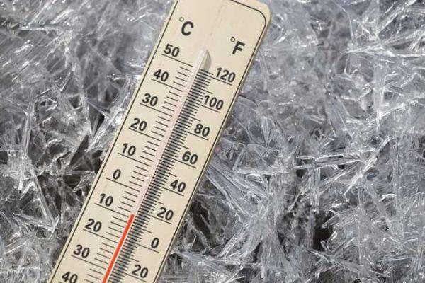 temperature maggio 2019