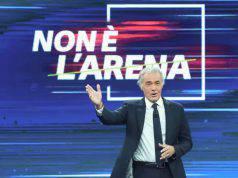 Stasera in tv, Non è l'Arena: ospiti e anticipazioni di dome