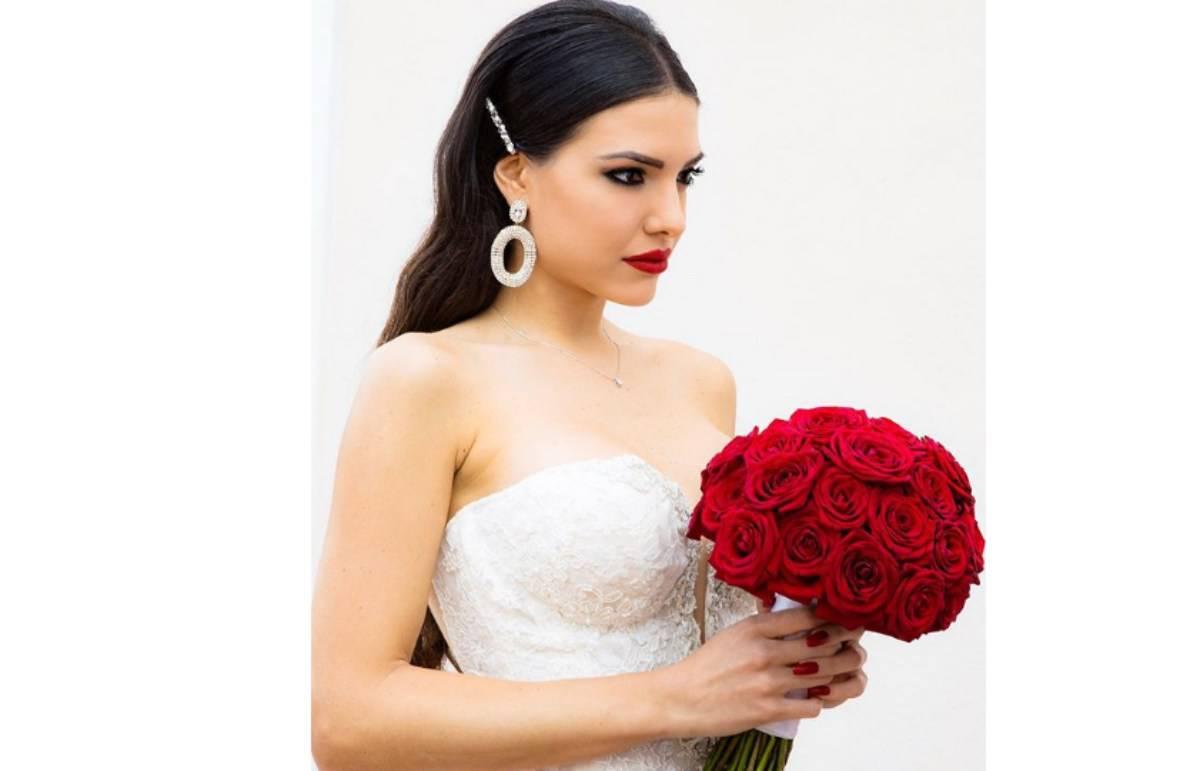 Clarissa Marchese matrimonio