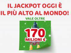SuperEnalotto Jackpot Record