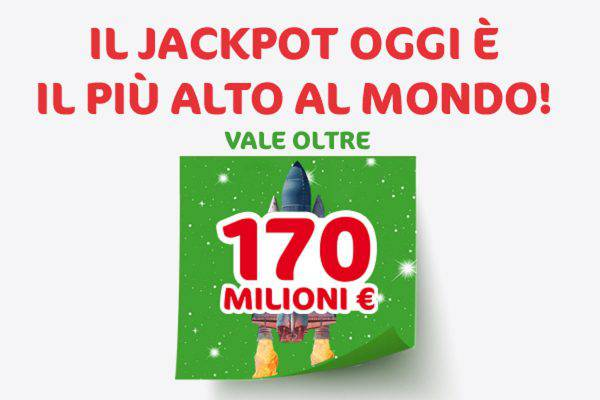 SuperEnalotto Jackpot Record