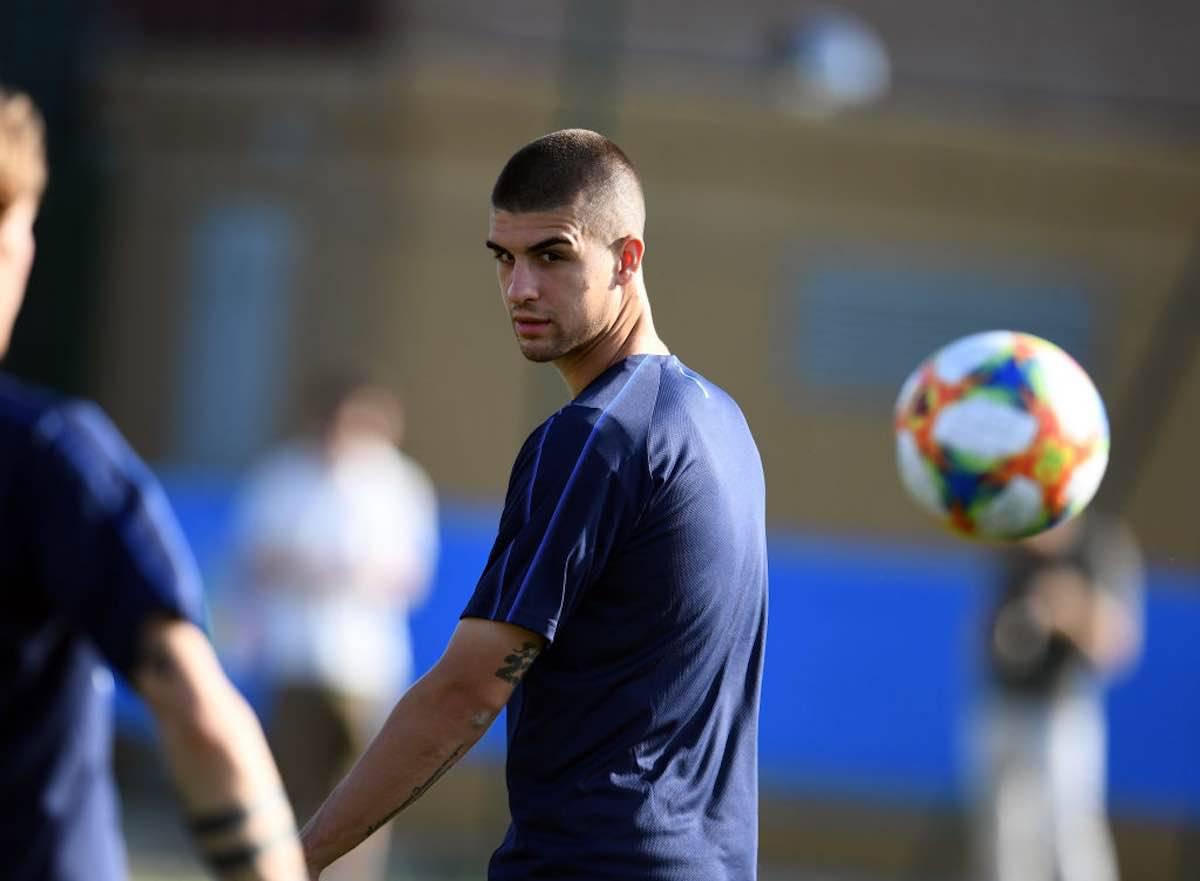 Chi è Gianluca Mancini: età, carriera, fidanzata del difensore dell ...