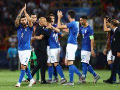Belgio Italia Under 21 streaming