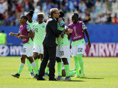 Nigeria Francia femminile streaming