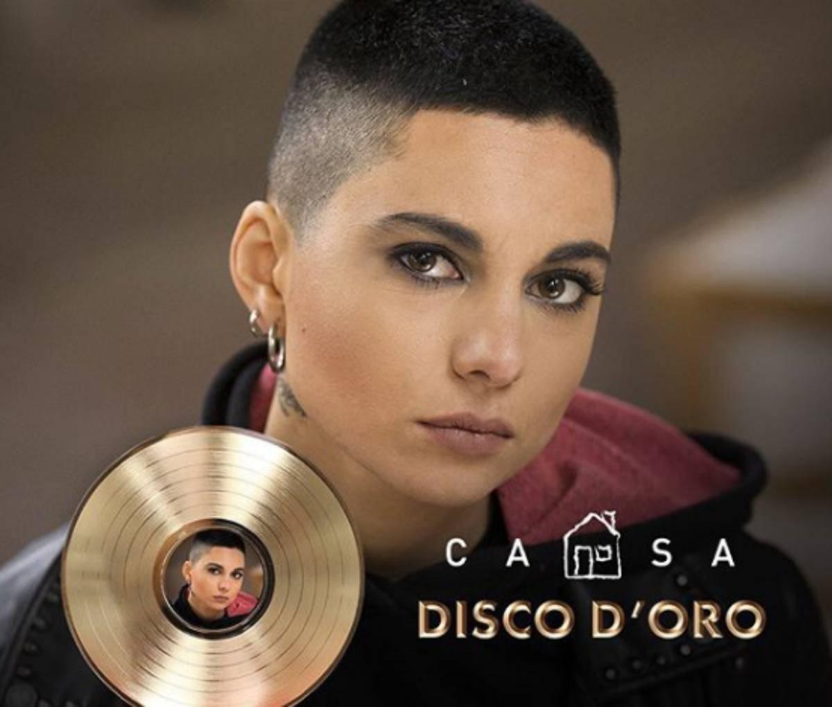 disco d'oro