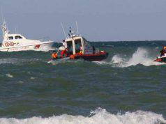 Giulianova, 15enne disperso in mare