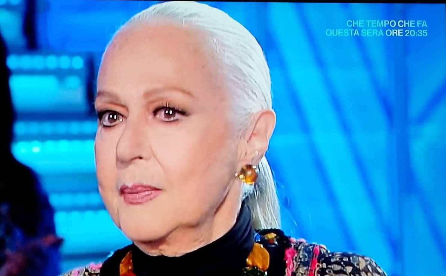 loretta goggi gianni brezza