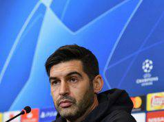 Roma, ufficiale: Paulo Fonseca è il nuovo allenatore