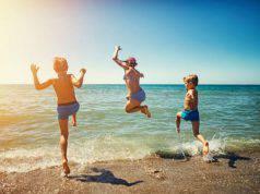 Spiagge per bambini in Italia: dove andare in vacanza in estate nel 2020