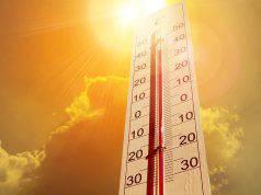caldo giugno