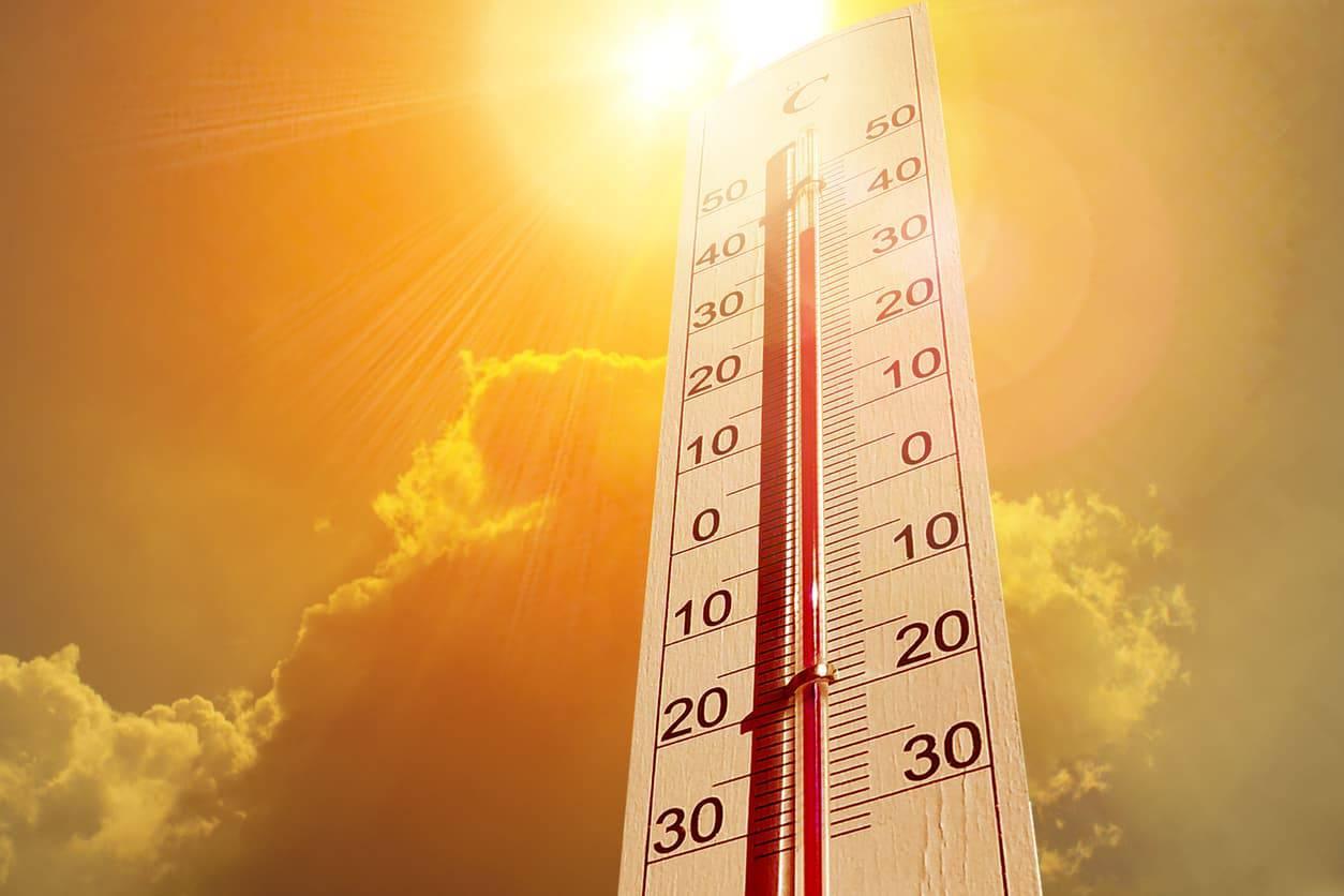 caldo giugno 2019
