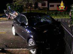 Christian Barzan omicidio stradale