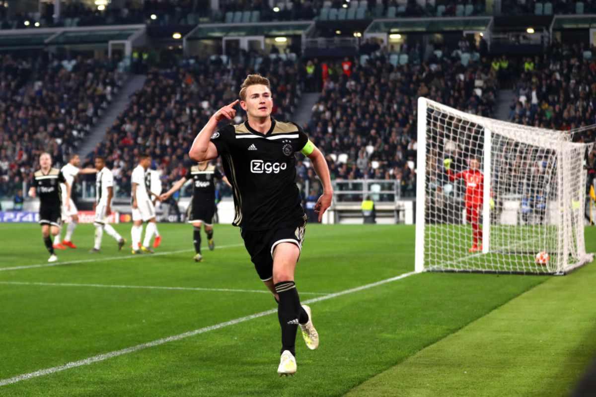 Ajax non convoca De Ligt per il ritiro