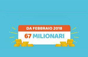 Estrazione Million Day 20 luglio 2019: numeri diretta live