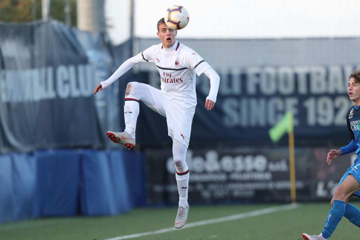 Daniel Maldini, chi è il talentuoso figlio d'arte che ha esordito con il Milan