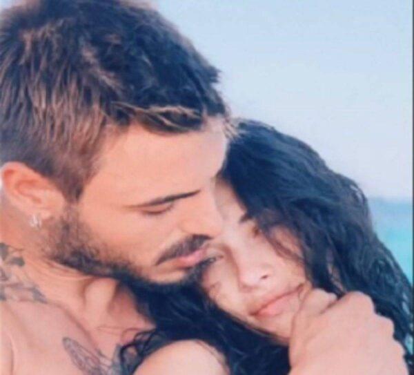 Francesco Monte e Isabella De Candia fidanzati