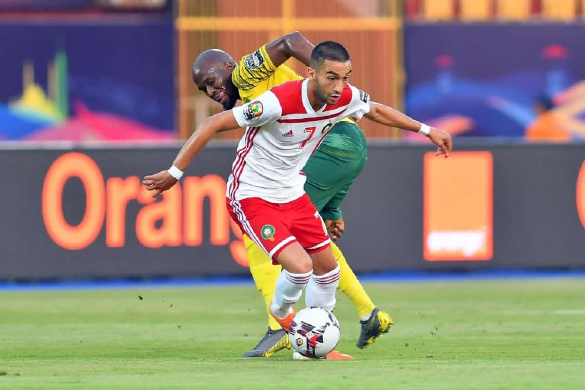 marocco benin streaming